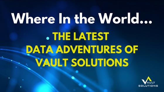 The Latest Data Adventures of Vault Solutions